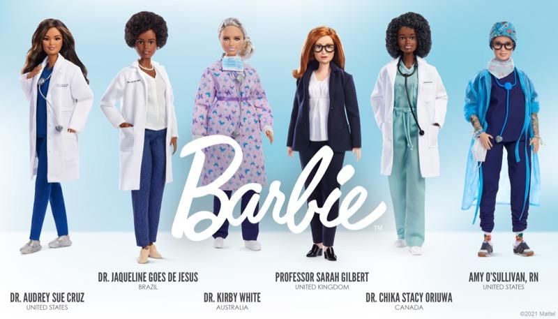 Barbie-COVID-19-Hero-Dolls