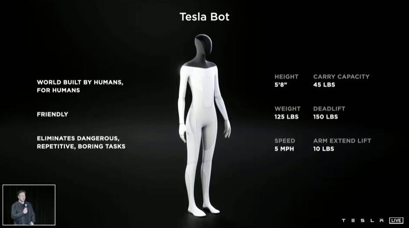 Elon Musk_Tesla Bot