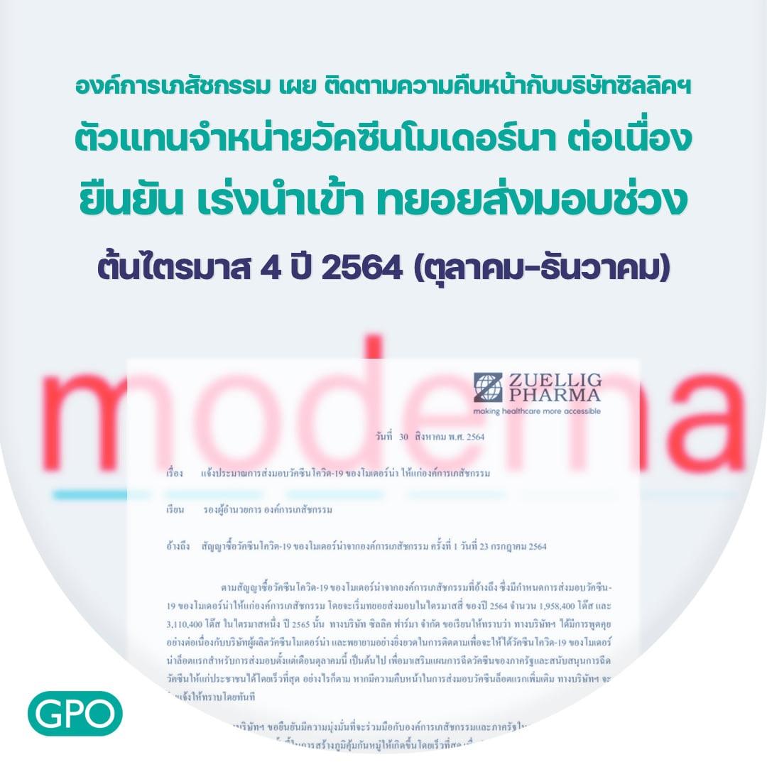GPO Moderna 1