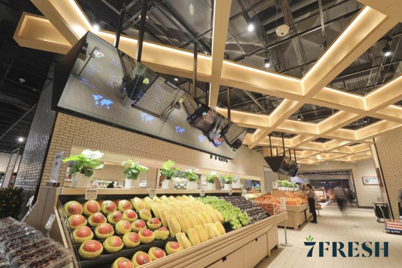 JD 7FRESH-Store