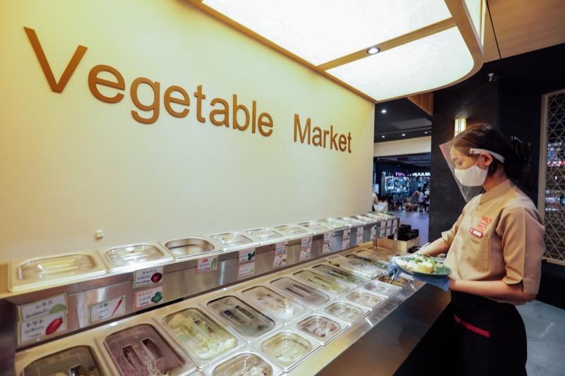 Mo-Mo Paradise_Vegetable Market