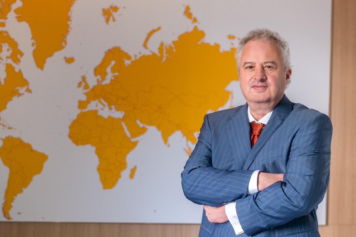 Thomas Tieber, CEO, DHL Global Forwarding Southeast Asia