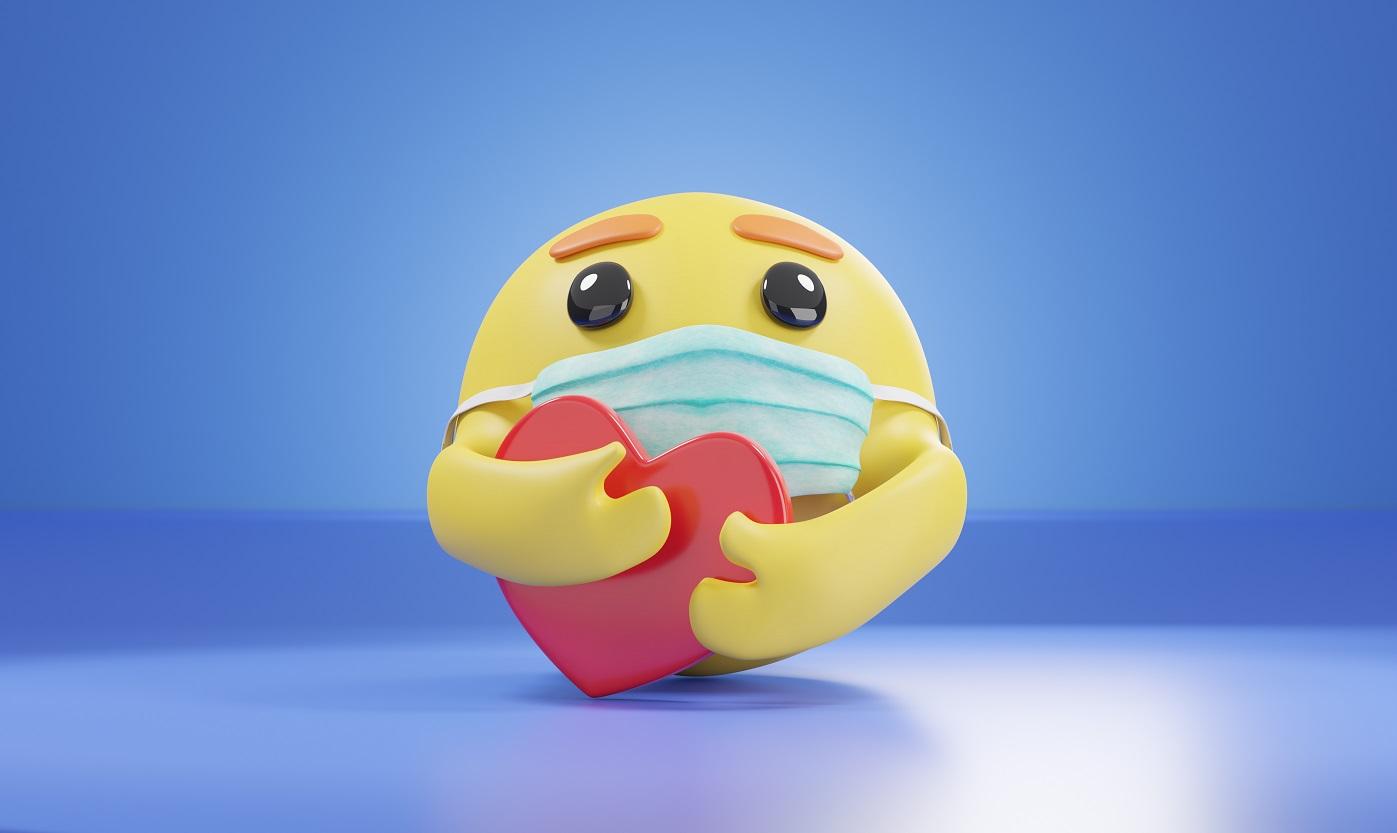 shutterstock_facebook emoji care