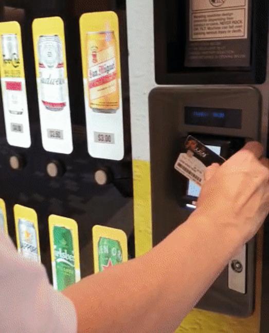 singpass payment alcohol