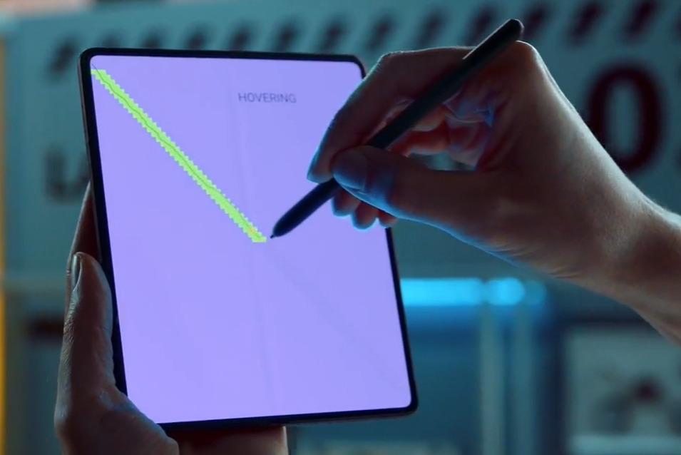 s pen Samsung Galaxy Unpacked