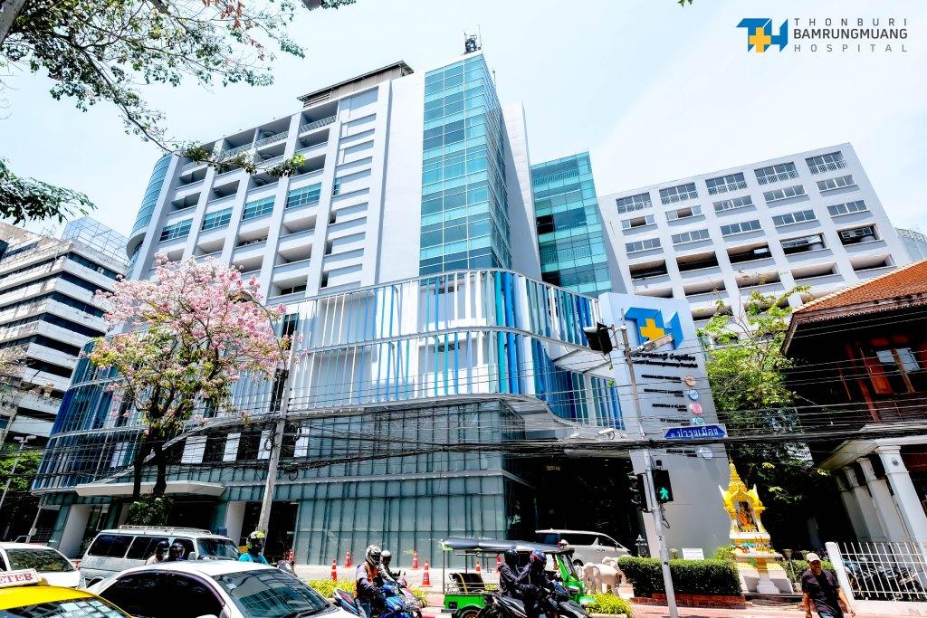 thonburi hospital THG