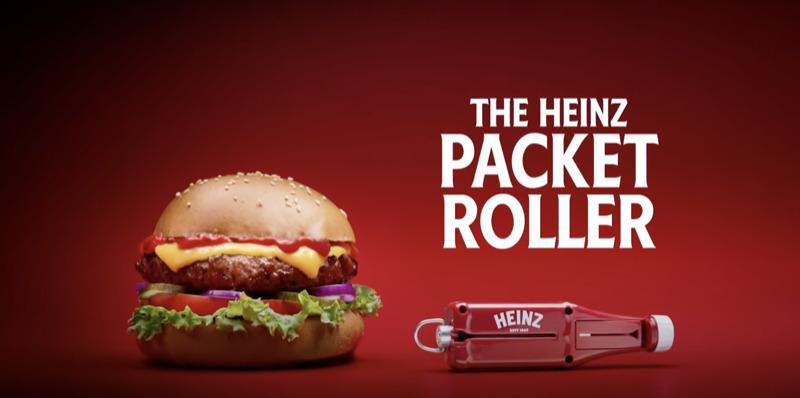 Heinz Pocket Roller