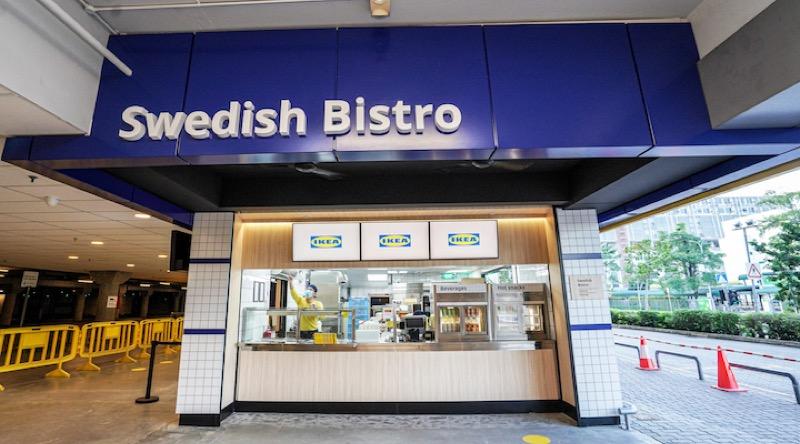 IKEA-Swedish Bistro