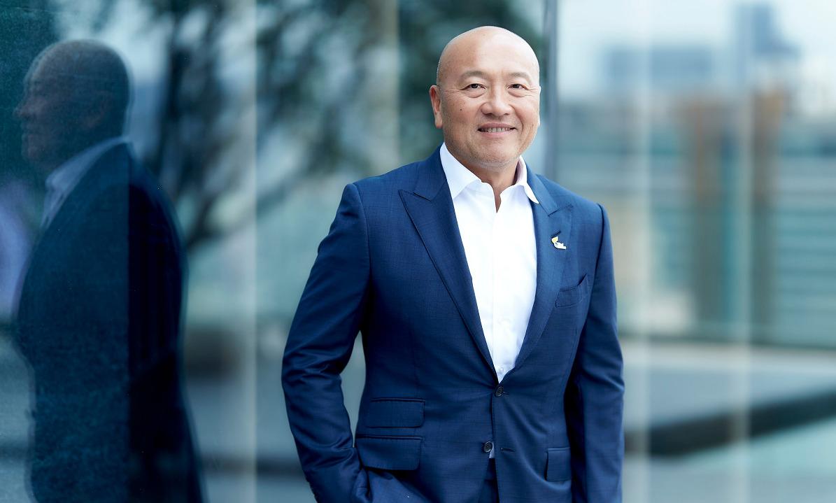 TU CEO Thiraphong Chansiri
