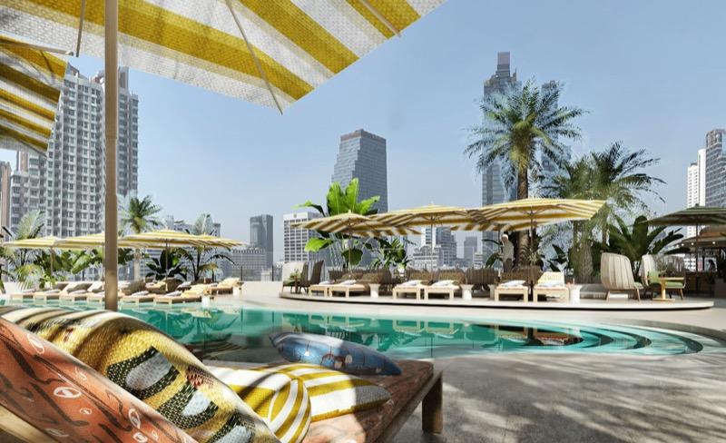 The Standard Bangkok Mahanakorn_Swimming Pool