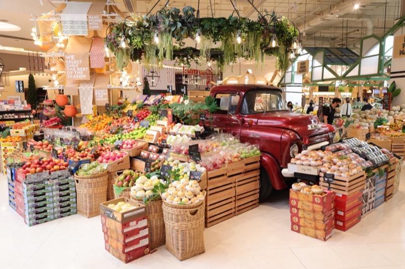 Gourmet Market_PARAGON
