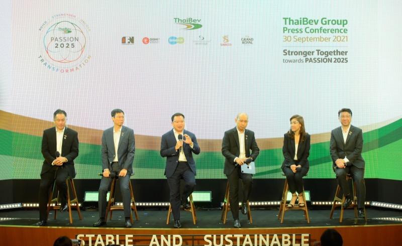 ThaiBev 2021_Passion 2025_Management Team