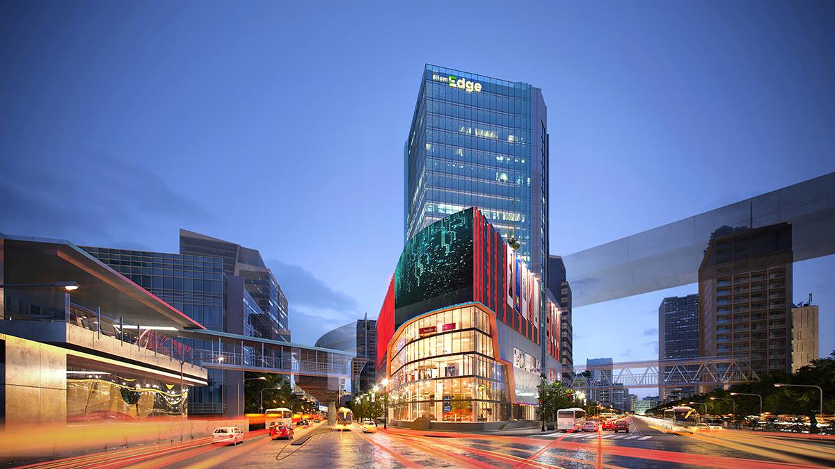 'เจ้าสัวเจริญ' พลิกโฉมตึกเก่าโรบินสัน ปั้น 'สีลมเอจ' มิกซ์ยูสใหม่ ชูจุดขายพื้นที่ห้างเปิดถึงเที่ยงคืน